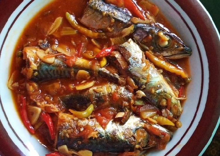 Sarden Ikan Pindang