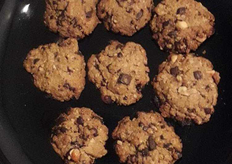 Comment Cuisiner Cookies avoine chocolat