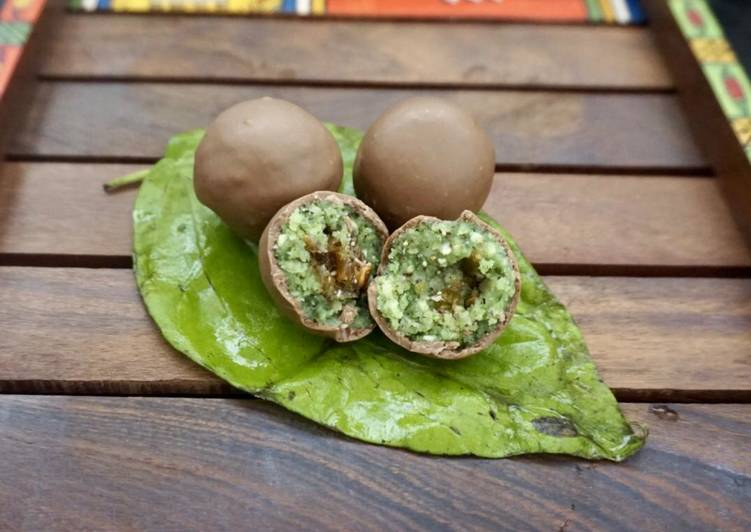 Consume These 15 Superfoods to Go Green for Great Health, Chocolate paan balls