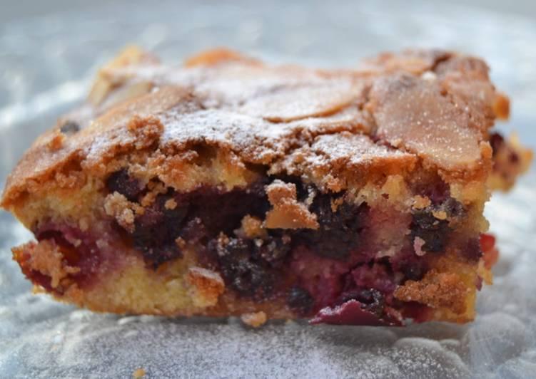 Top 8 Meilleures Recettes de Gâteau aux framboises et aux amandes