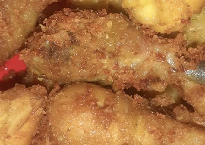 Ayam goreng sasa
