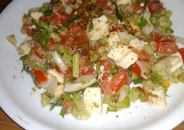 Tasty egg salad