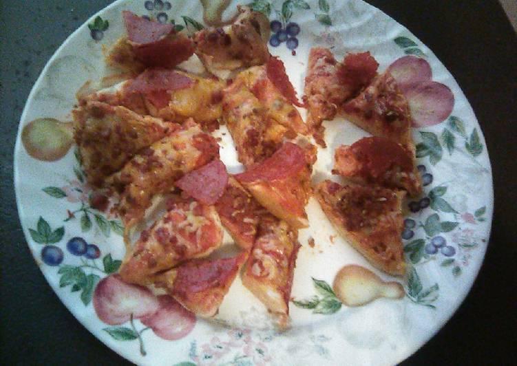Pizza bagel bites 🍕🍕🍕
