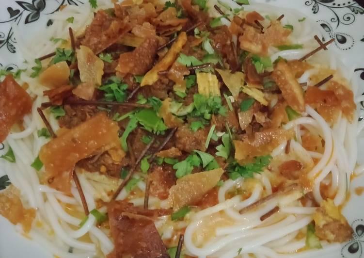 Recipe of Award-winning Memoni Khaousa