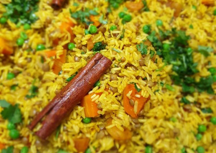 5 Things You Did Not Know Could Make on Turkish Apricot & Butternut Biryani