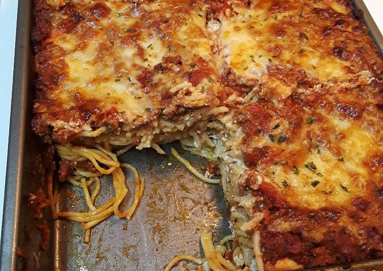 Baked Spaghetti Casserole, Foods That Help Your Heart