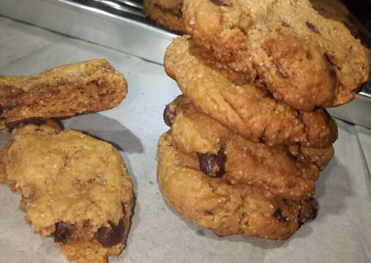Gluten Free Choco chips cookie