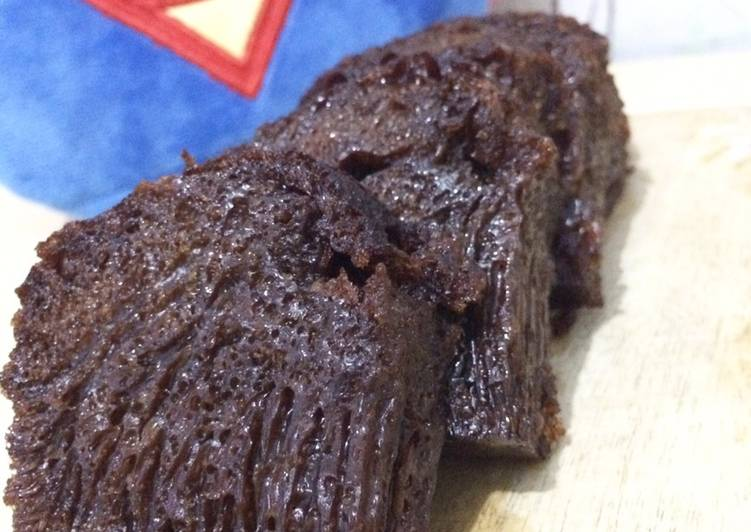 Kue karamel aka sarang semut - cookandrecipe.com