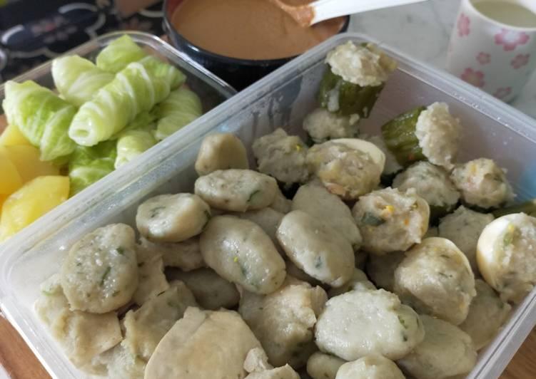 Siomay tenggiri yummy 🥰 - cookandrecipe.com