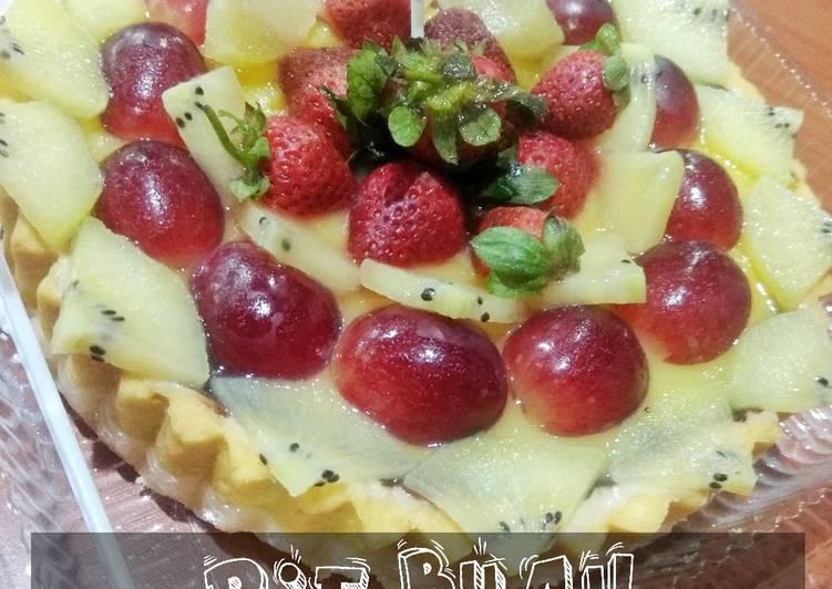 Resep Pie Buah Paling Top