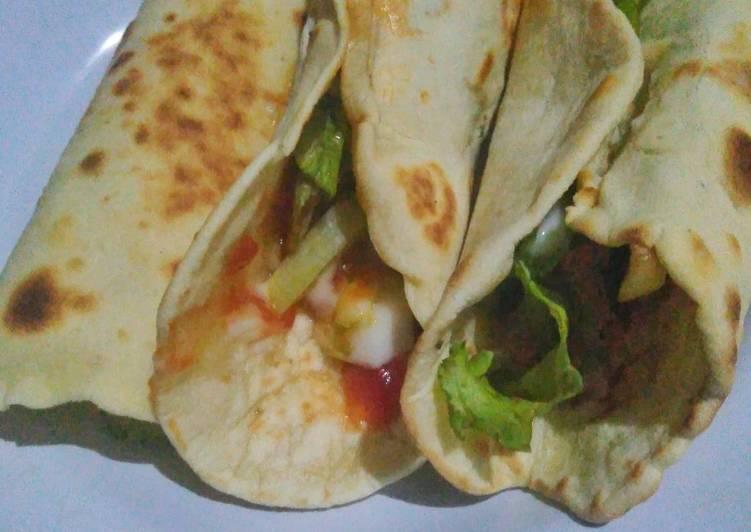 Resep Kebab Turki Ala Rumah Oleh Prastitasari Cookpad