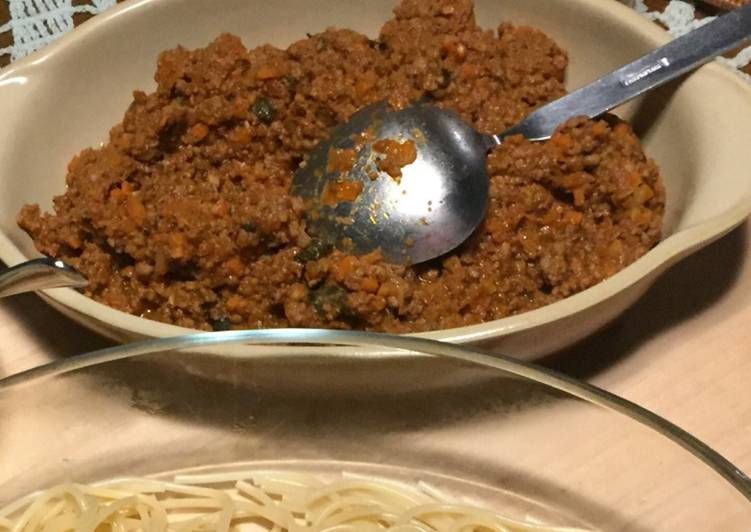 Bolognaise Sauce, What Are The Benefits Of Eating Superfoods?