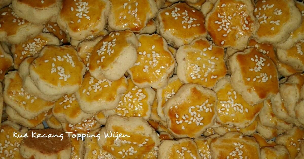 39 Resep Kue Kacang Minyak Bimoli Enak Dan Sederhana Ala Rumahan Cookpad