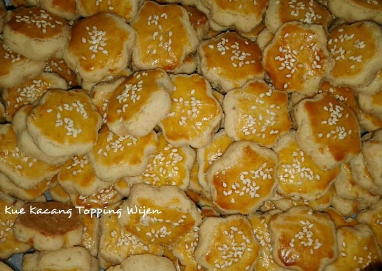 Resep Kue Kacang Bimoli Oleh Adriana Kandil Kitchen Cookpad