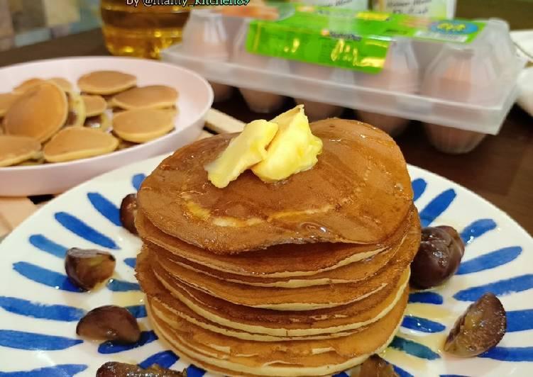 🥞Doracake (pancake+dorayaki) - velavinkabakery.com