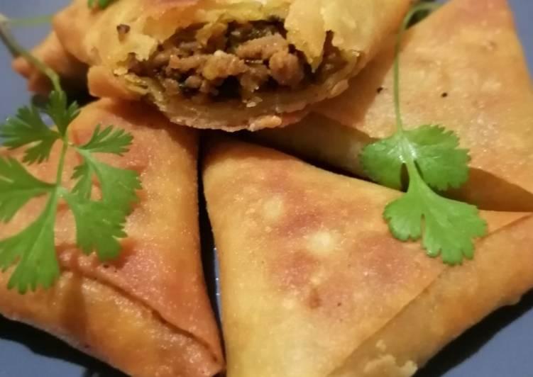 Mince Samoosas, Heart Friendly Foods You Should Eat