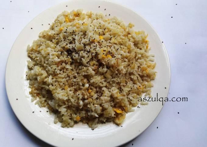 Nasi Goreng 3 Bahan