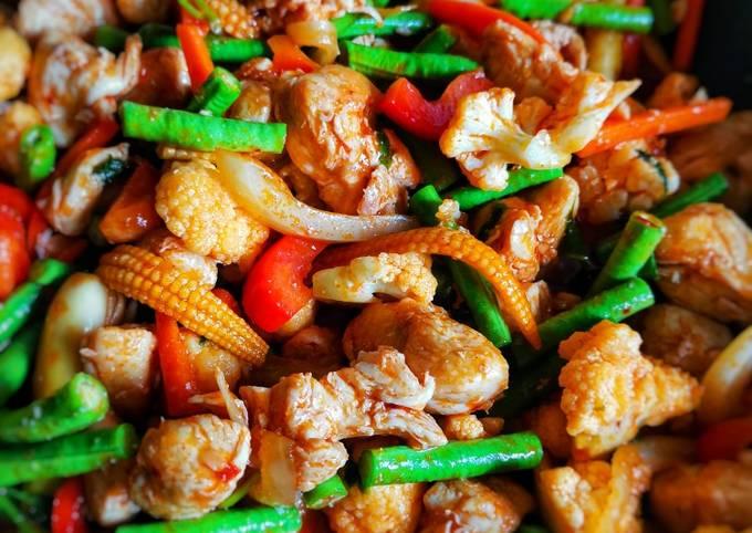 Paprik Ayam