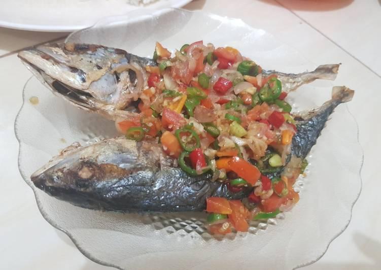 Ikan Lema/Kembung dabu dabu