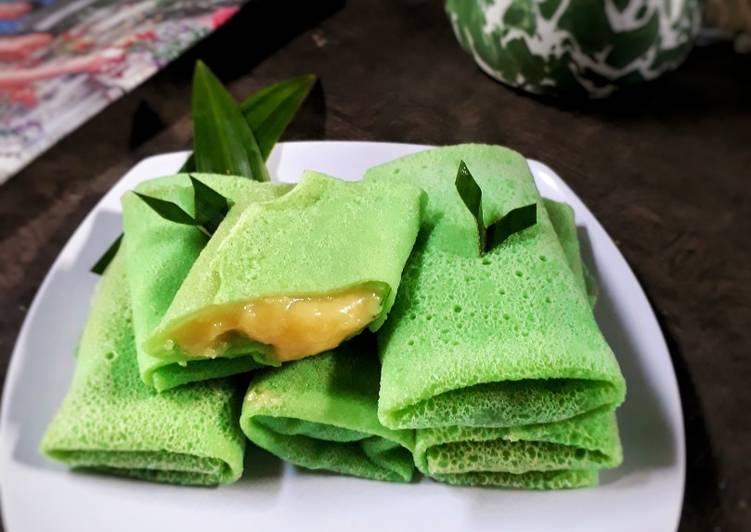 Dadar Gulung vla durian