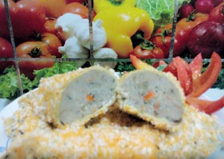 Bandeng isi jamur
