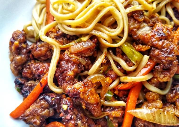 Step-by-Step Guide to Prepare Award-winning Crispy Shredded Chilli Beef (Takeaway Style)