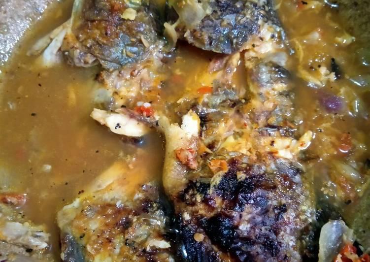 Pepecak nila khas sunda (ikan cobek) MUDAH