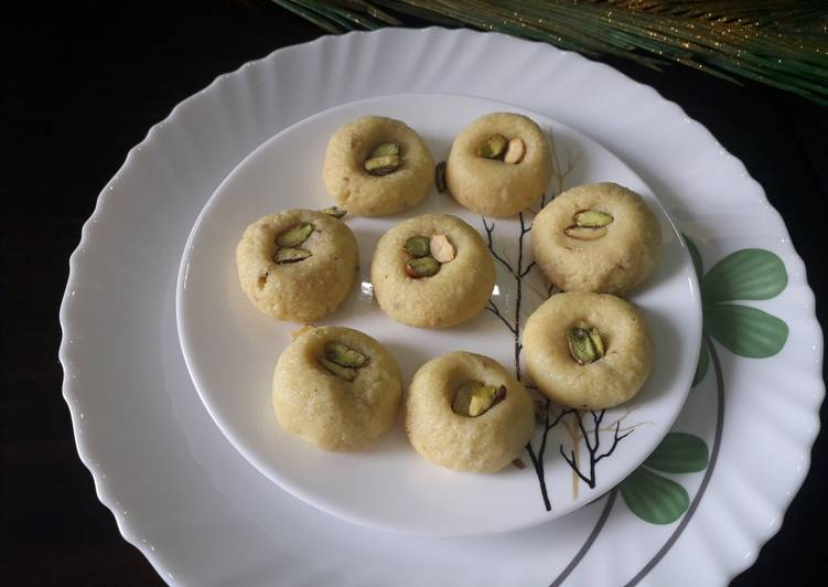 5 Minute Recipe of Special Sandesh bengali sweet dish will melt in your mouth