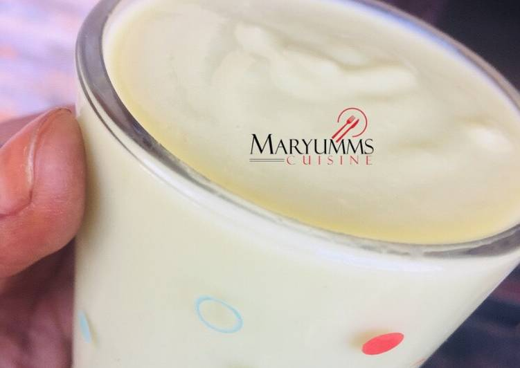 AVOCADO🥑SMOOTHIE by Maryumms_cuisine🌸