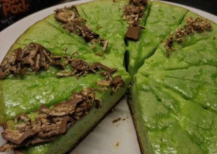 Resep Martabak manis/mud pie/kue lumpur flourless murah anti ribet Paling Top