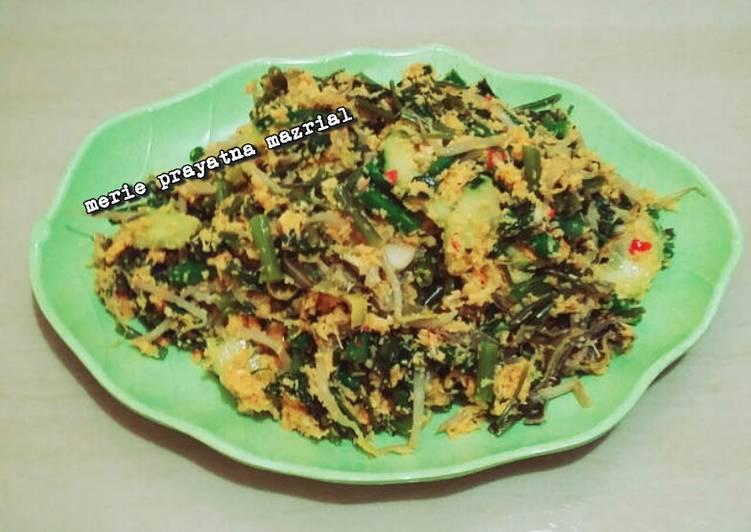 Resep Anyang Sayuran Urap Oleh Merie Prayatna Mazrial Cookpad