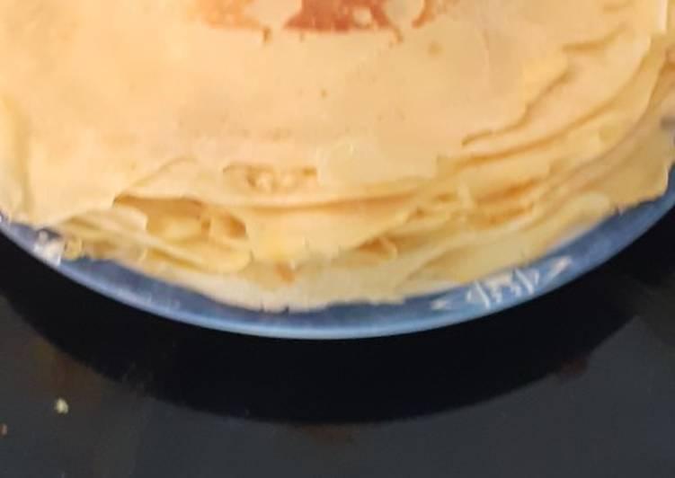 Pâte à crêpes