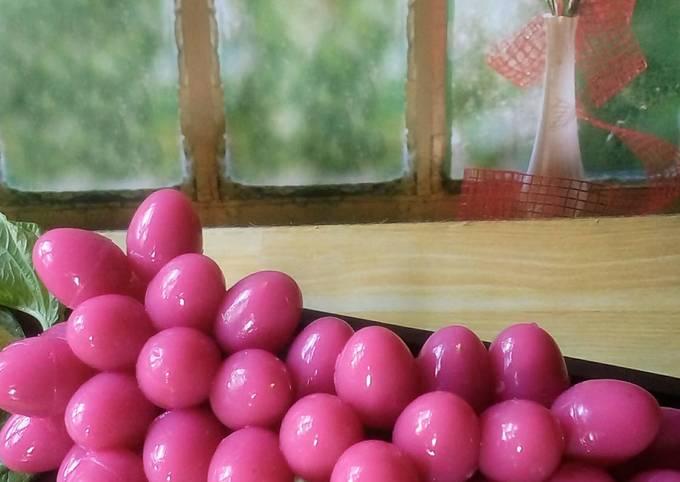 63. Jelly Anggur