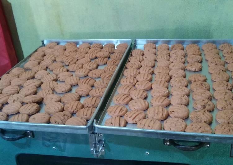 Kue Kacang Gulai Garpu