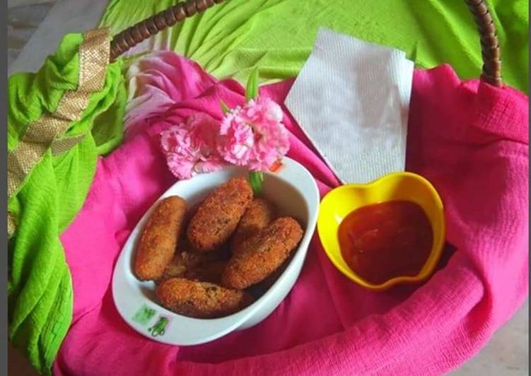 Steps to Make Speedy Kidney beans cutlets