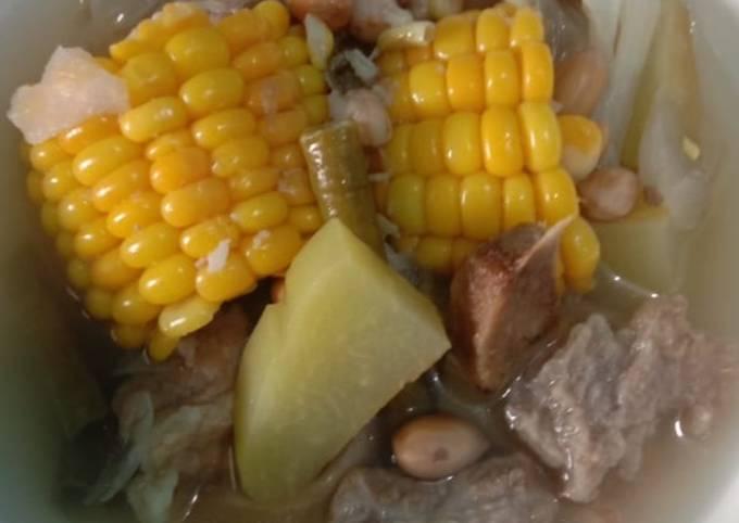 Sayur Asem Daging Sapi