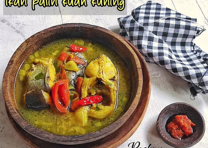 Resep Ikan Patin Kuah Kuning, Sempurna