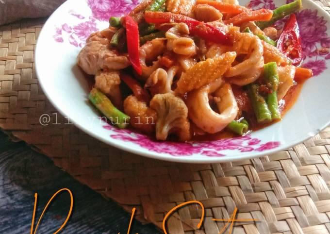 Paprik sotong