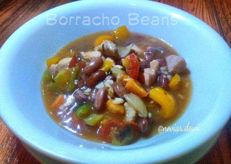 Resep Borracho Beans Sup Kacang Merah Ala Texas Oleh Novia Ratna Dewi Cookpad