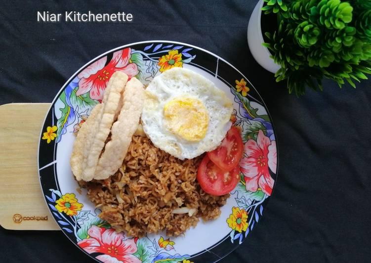 Nasi Goreng Indomie (mawut)