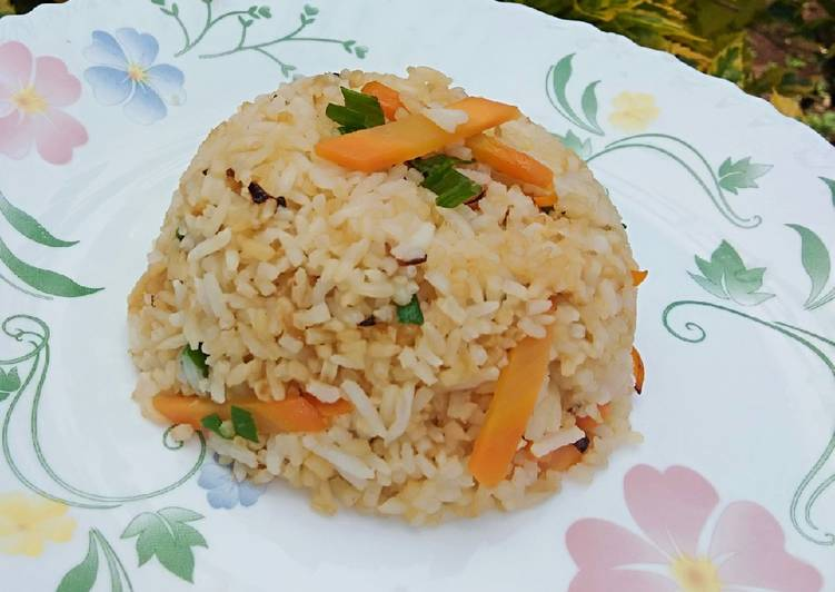 Chinese stir fried rice