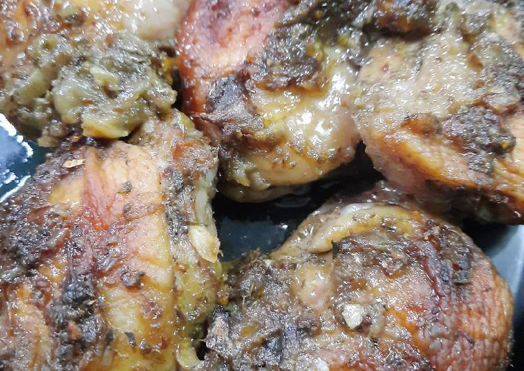 Ayam Panggang Oregano - cookandrecipe.com