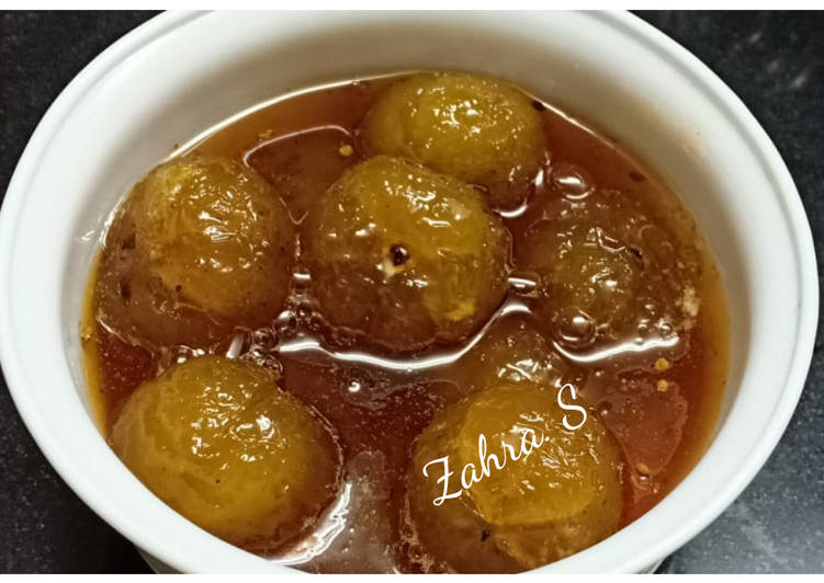 Foods That Can Make You Happy Aamla Murabba