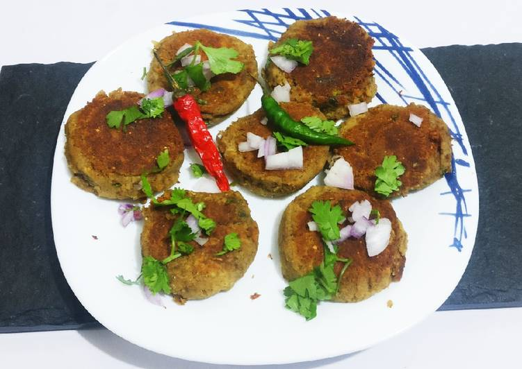 Easiest Way to Prepare Tasty Yam's kebab