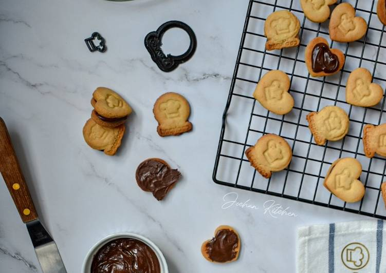 Easy Sugar Cookpad Cookies