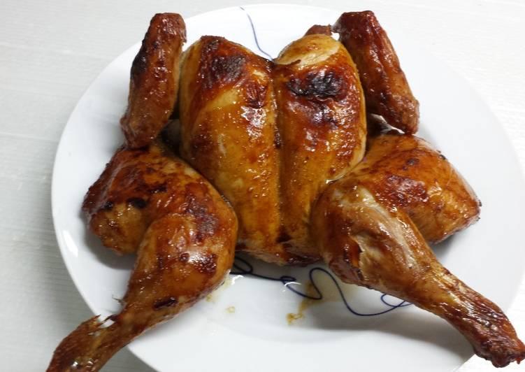 Resep Ayam bakar madu Yang Gampang Sedap