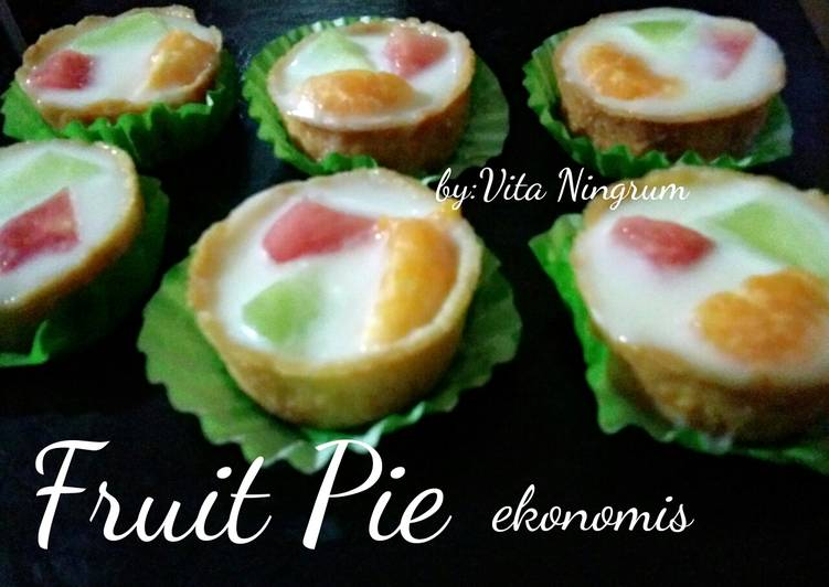 Resep Fruit Pie ekonomis Paling dicari