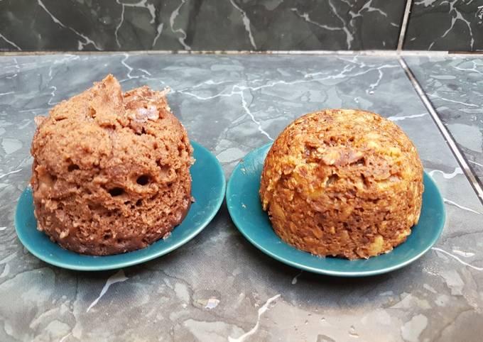 Brownie En Taza 2 Versiones Receta De Katherine Subiaut Cookpad
