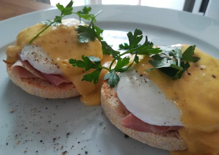 Recipe of Award-winning Eggs Benedict