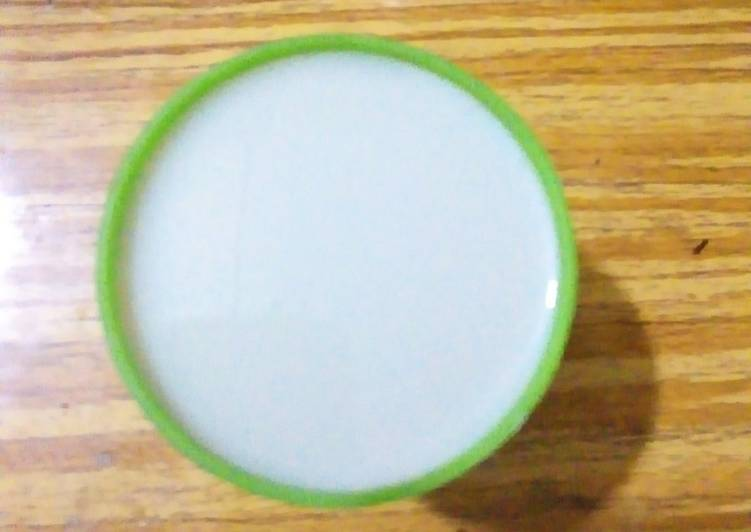 Simple Way to Prepare Perfect Soya milk
